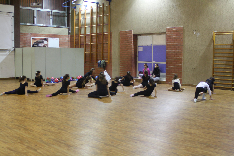 Sala Danza e Ritmica